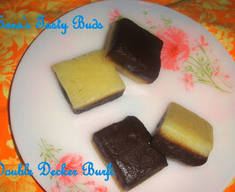 Double Decker Burfi