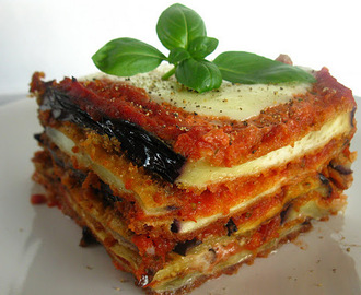 RICETTE SECONDI – Parmigiana light