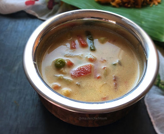 Chettinad Paal Kurma | Milk Kurma Recipe | Coconut Milk Curry from Chettinad | Vegan and Gluten Free