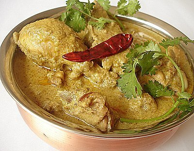 How to Make Chicken Curry : Recipe
