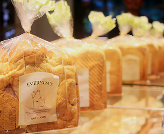 Tous Les Jours: Freshly-Baked Breads and Cakes Now in Trinoma
