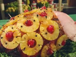 Pineapple Glaze Ham - Best Recipe