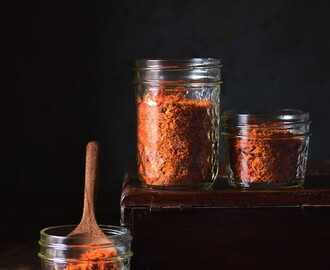 Garlic Chutney Powder