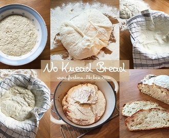 so backst du das perfekte No Knead Bread