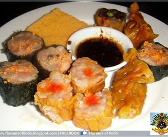 Payday Dinner Buffet at Kusina Tsina