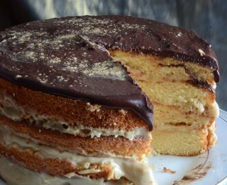 Boston Cream Pie revisited
