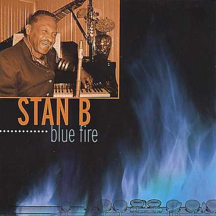 CD BABY.COM/INDYS Stan B - blå eld [CD] USA import