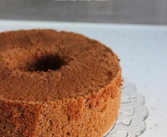 Mocha Chiffon Cake Recipes