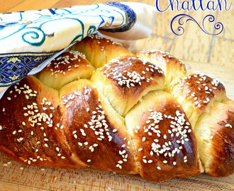 Challah Bread (My Favorite Friday Treat)