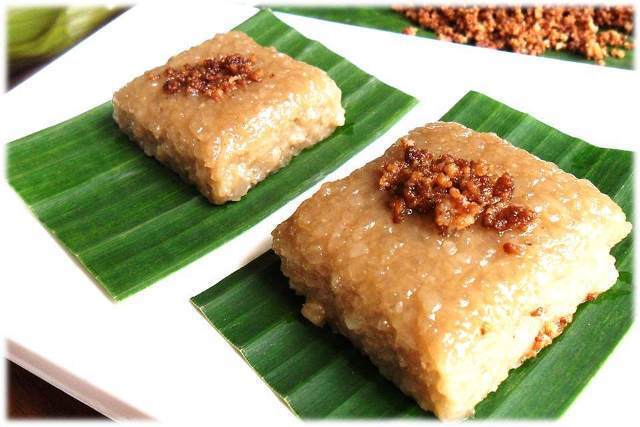 Biko (Sweet Sticky Rice)