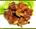East Asian Hot Sweet-Chili Chicken Wings Recipe