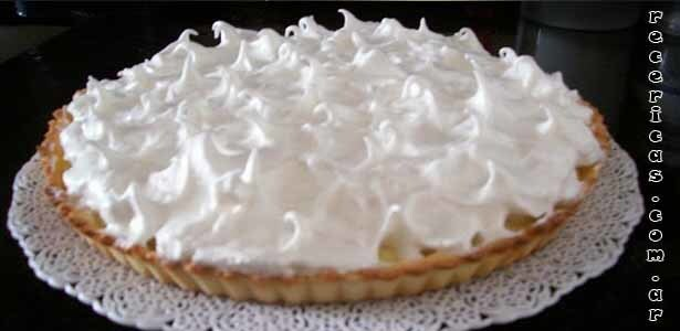 foto receta de lemon pie