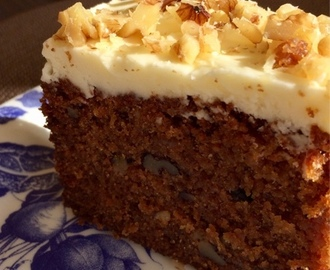 Carrot Cake - By Request