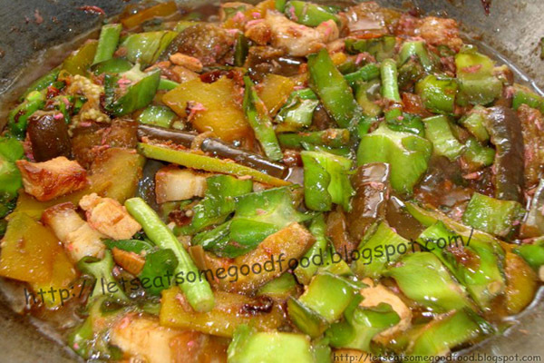 So Pinoy - Pinakbet or Pakbet Recipe (Mixed Vegetables)