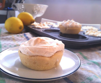 MINI-PITE S MALINAMA I CITRUSIMA / MINI MARENGUE PIES WITH RASPBERRIES AND CITRUS FRUIT