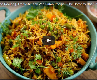Masoor Pulao Recipe Video