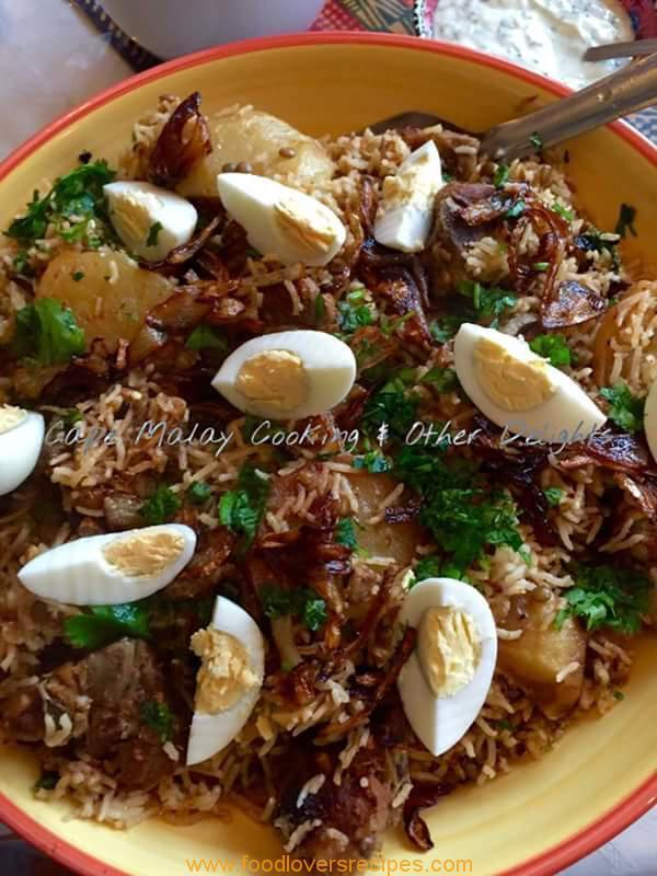 CAPE MALAY BREYANI