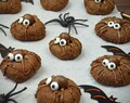 Halloween-Special: Spinnencookies mit Simply Yummy