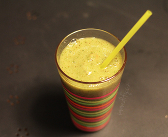 Smoothie No 14: grepový pepíno