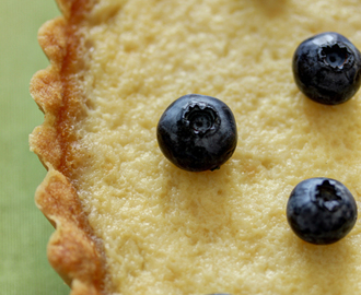 Tart od limuna / Lemon pie (video recept)