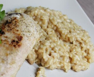 Food: Erdnuss-Risotto