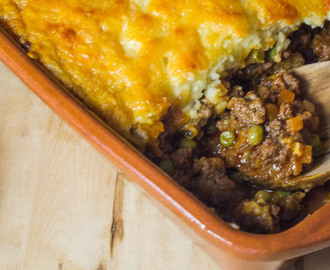 Irischer Shepherd's Pie