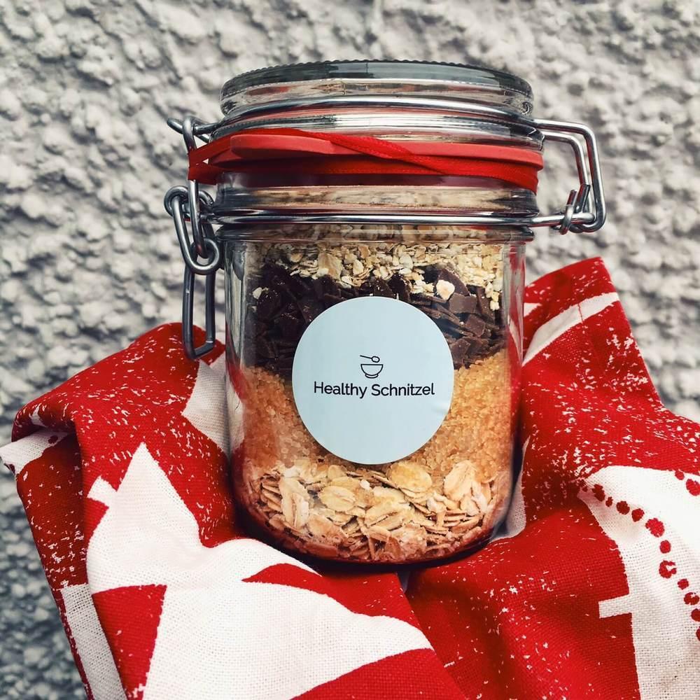 Weihnachten Backmischung Im Glas Rezepte Mytaste