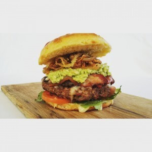 Braam Jr wrote a new post, Chorizo and beef burger on a brioche bun, on the site Braam's bite