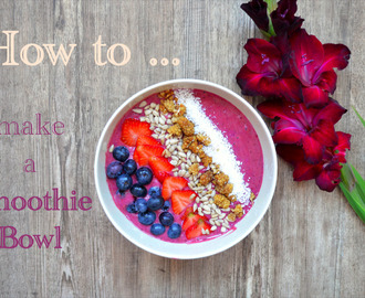 Juicy Smoothie Tuesday: Smoothie Bowl