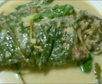HOW TO COOK EASY SINANGLAY NA TILAPIA