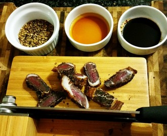 Biltong recipe – Rugby World Cup 2015