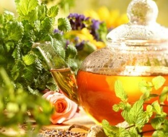 Drink your herbs - herbal tisanes and teas