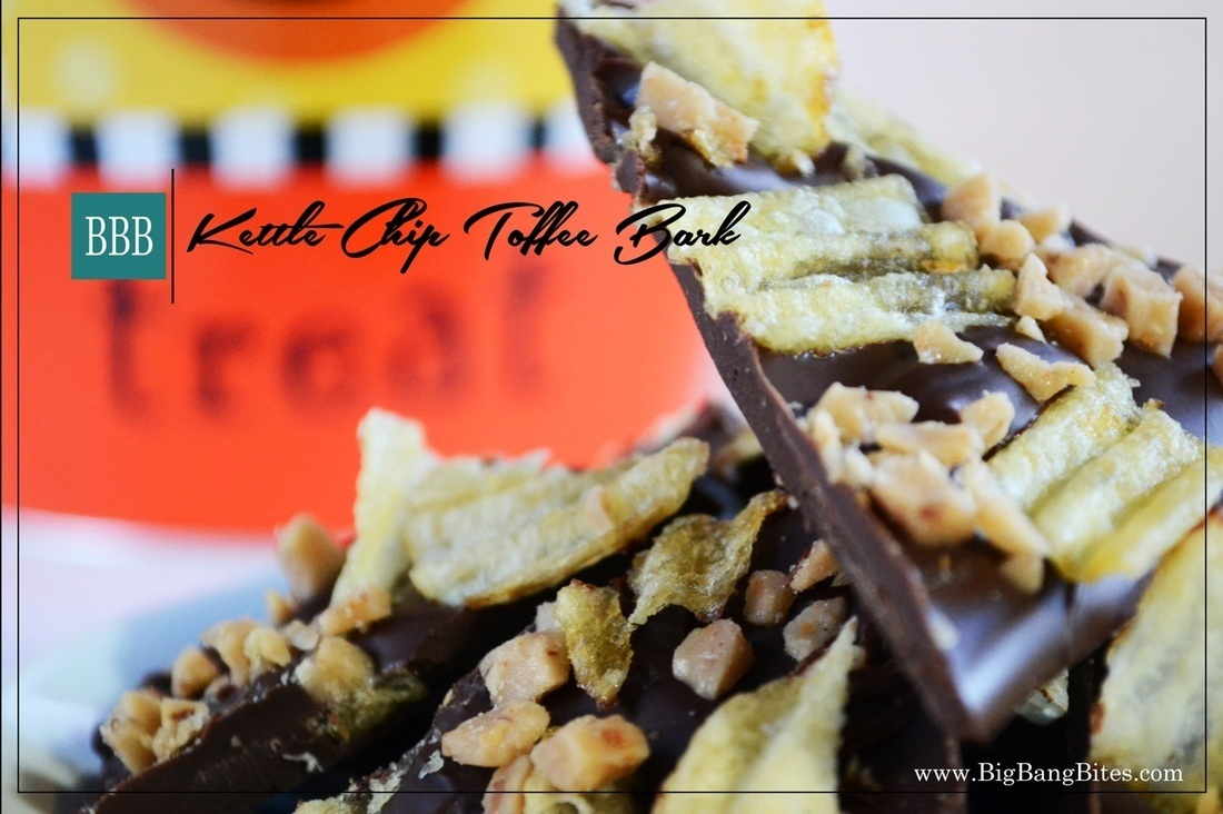 Kettle Chip Toffee Bark