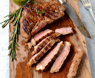 dianne wrote a new post, Best Marinated Rib-eye steak, on the site bibbyskitchenat36.com