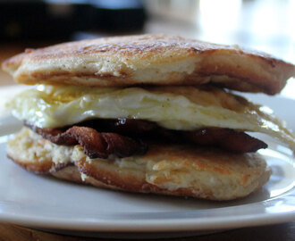 Paleo Breakfast Sandwich