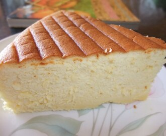 Japanese Cheese  Cake  (2)