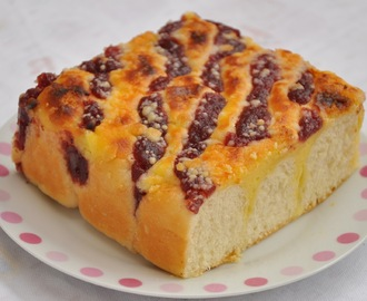 Cheesecake Bread
