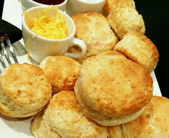 Easiest Scones EVER
