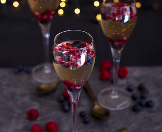 Festive recipe: Champagne Jellies