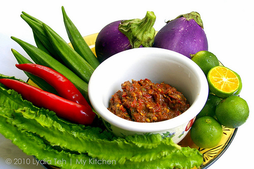 Sambal Belacan [Condiment from SEA]
