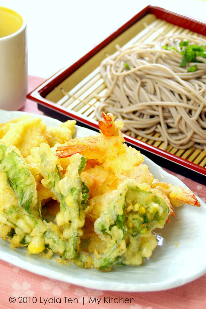 Tempura [Most Frequently Cooked Japanese Food]