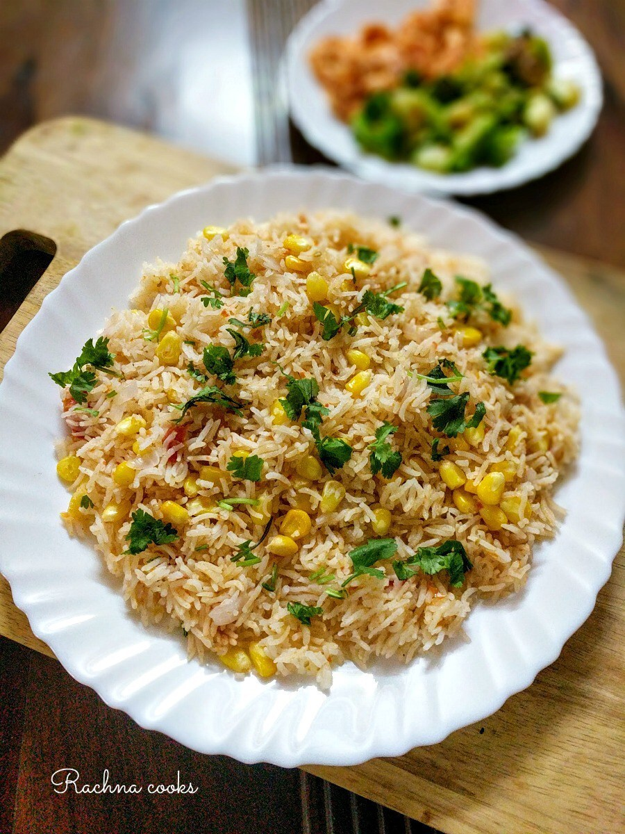 Spicy Mexican Rice Recipe