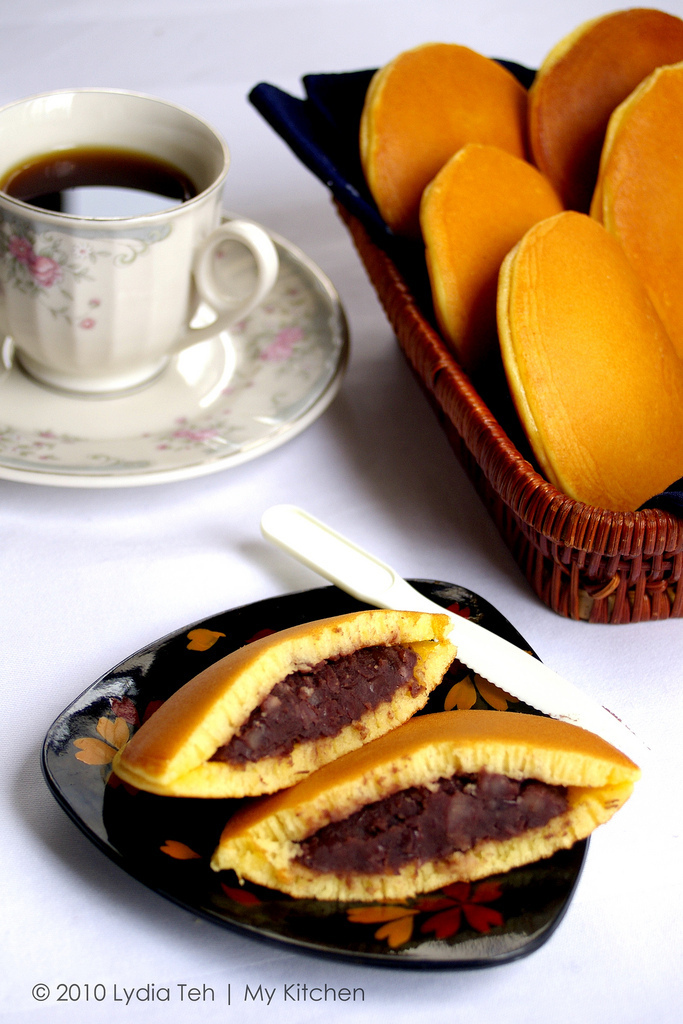 Dorayaki [Soft and Sweet Afternoon Tea]