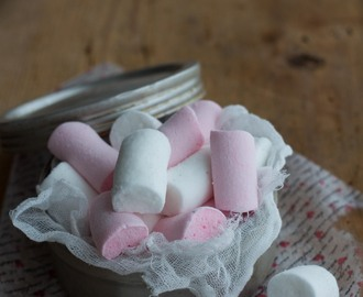 Marshmallow home made