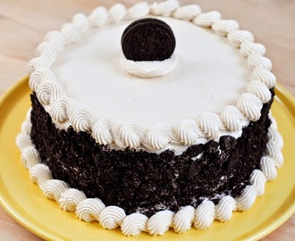 Easy Cookies & Cream Cake {Recipe}