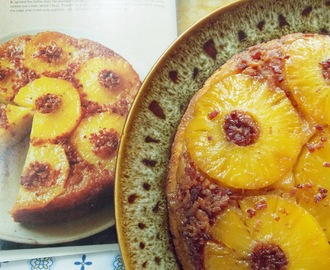 Bacon-Pineapple Upside-Down Cake