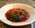 Meatless Monday - Beet-A-Leekie Soup