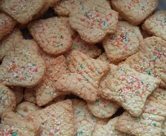 Coconut Biscuits