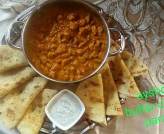 Butter chicken (fillet)