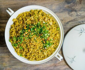 Herbed Roasted Rice